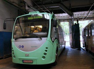 Kitąmet Minske – dar 60 naujų elektrinių autobusų