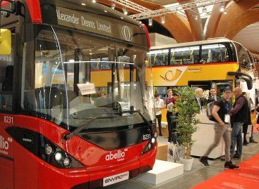 """""""Busworld Europe"""" parodoje pirmą kartą pristatyti britiški autobusai"""