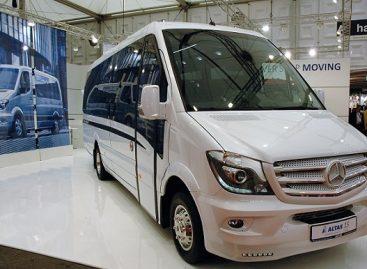 """""""Busworld Europe"""" parodoje – du gamintojai iš Lietuvos"""