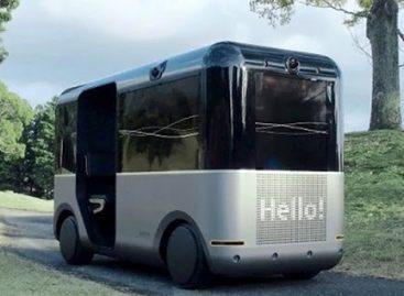 """""""Sony"""" sukūrė autobusą be langų, kuris gali važinėti tamsoje be šviesų"""