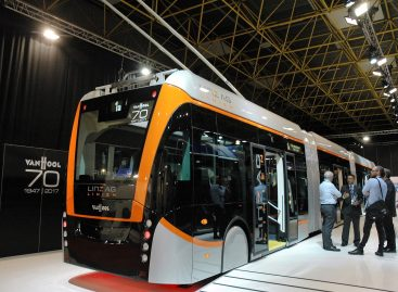 Svarstoma galimybė troleibusų maršrutu sujungti Odesą ir Černomorską