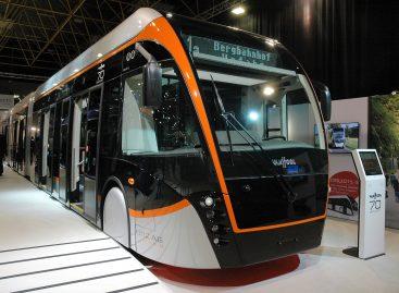 Kauniečiams – nauji autobusai ir troleibusai