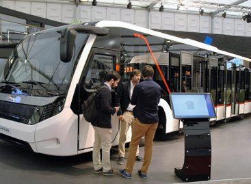 """Kuo """"Busworld"""" parodos lankytojus nustebino Turkijos BMC gamintojai?"""