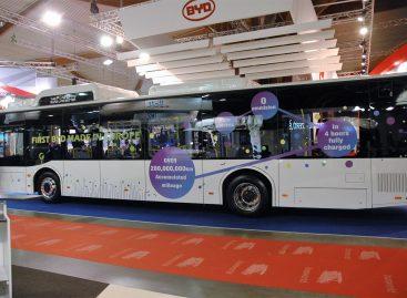 BYD pardavė 700 elektrinių autobusų Izraeliui