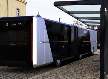 Įdomesni autobusų konceptai