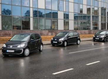 Šiuolaikiška sostinė – viešosios tvarkos pareigūnai patruliuos elektromobiliais