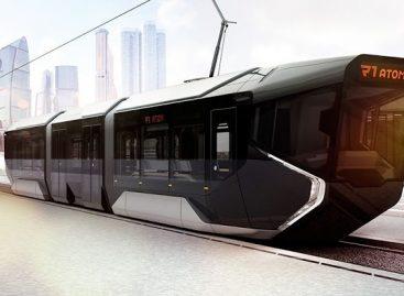 """Rusijos """"Uralvagonzavod"""" nesugebėjo sukurti """"Russia One"""" tramvajaus kėbulo"""