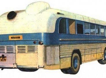 """""""Turbo NAMI-053"""" – eksperimentinis sovietinis autobusas su dujų turbina"""