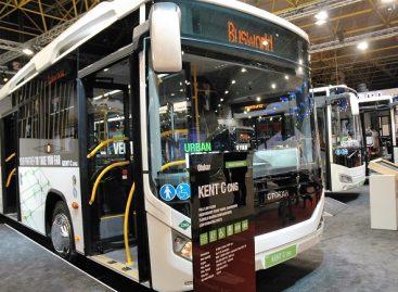 Turkija padovanos Odesai 30 naujų autobusų