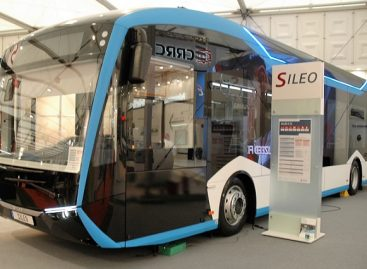 """Busworld Europe"" – originalaus dizaino ""Sileo"""