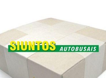 """""""Busturas"""" siūlo naują paslaugą verslui"""