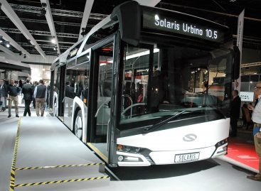 "Briuselio vežėjai perka elektrinius ""Solaris"""