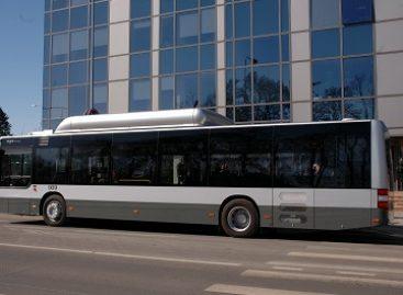 Nuo gruodžio 11 d. autobusai kursuos pro Lukiškių aikštę