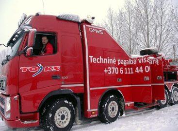 5 gedimai, dėl kurių žiemą dažniausiai kviečiama pagalba keliuose