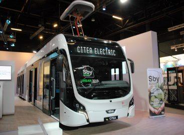 """Busworld"" parodoje – apdovanojimą pelnęs ""VDL Citea SLFA-181 Electric"""