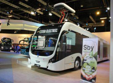 "Pirmieji elektriniai ""VDL Citeas LLE-99"" – Liuksemburgui"