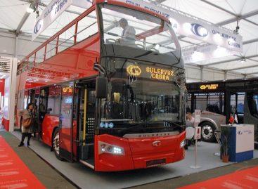 """""""Busworld Europe"""" – dviaukščiai ir vienaaukščiai """"Cobra"""""""