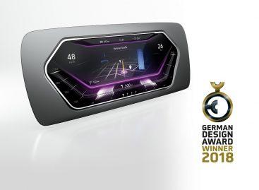 """Už kokias naujoves įvertintas """"Continental"""" 2018 m. Vokietijos dizaino apdovanojimuose?"""