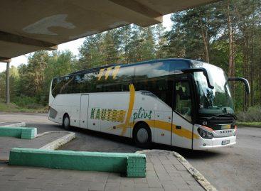 """Vilniečius į Kauną švęsti miesto gimtadienio nemokamai veš """"Kautros"""" autobusai"""