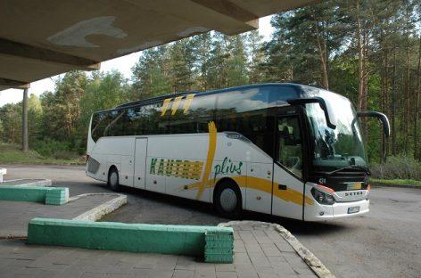 Keleivių vežėjų problemos aptartos Lietuvos transporto saugos administracijoje