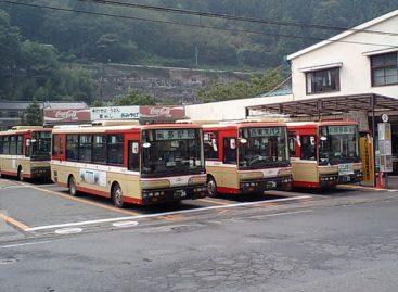 Tokijuje – autobusai girtuokliams