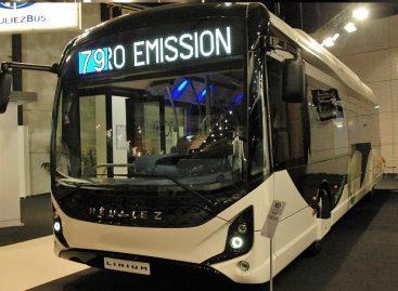 """""""Busworld"""" parodoje – prancūziški elektriniai """"Heuliez"""""""