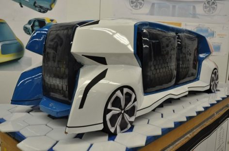"""Naujas viešojo transporto konceptas: """"Transit Integrated Motive"""""""