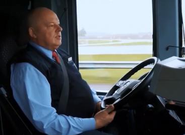Valdas Pervazas: nuo vaikystės svajojau dirbti autobuso vairuotoju