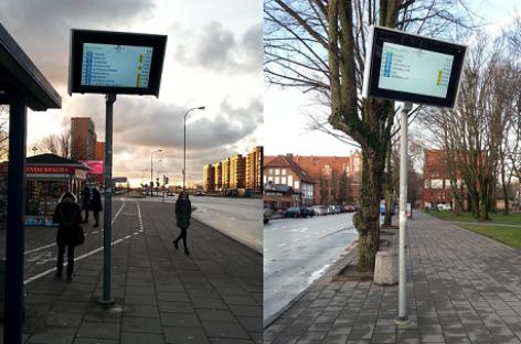 Klaipėdos mieste – penkios naujos švieslentės