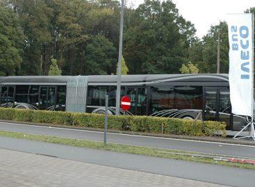 """Autobusai, """"Busworld"""" parodoje pristatyti lauke"""