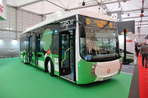 """""""Busworld"""" parodoje – """"Vectia"""" naujovės"""
