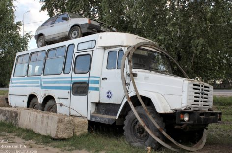 Originalūs autobusai