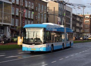 Į Berlyno gatves sugrįžta troleibusai