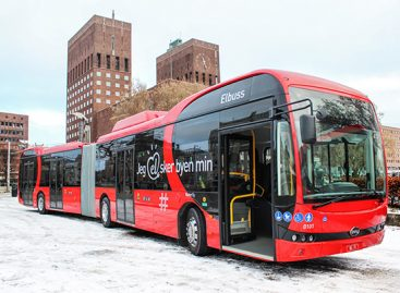 Europoje surinkti BYD autobusai – Norvegijai