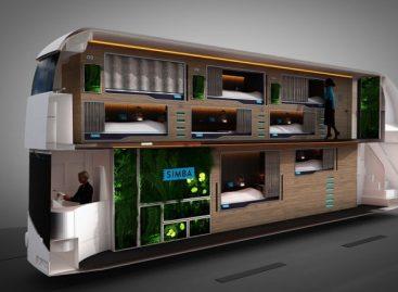 Dviaukščiai miegamieji autobusai – Didžiosios Britanijos rinkai