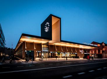 Naujajai Kauno autobusų stočiai – vieneri