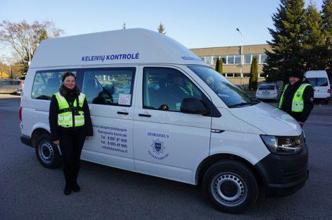 Vaizdo kameros Kauno viešajame transporte gerins keleivių aptarnavimo kokybę