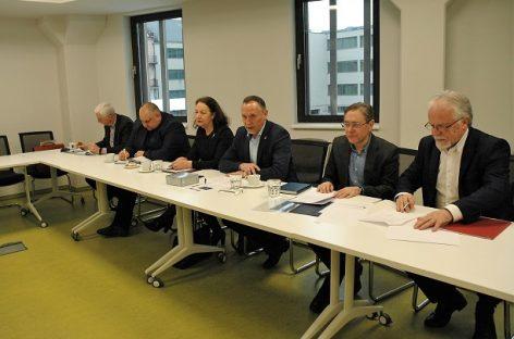 Keleivinio transporto taryba sutarė darbuotis aktyviau