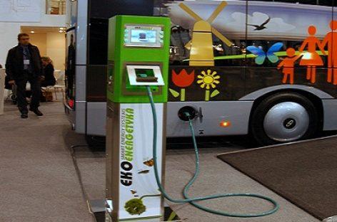 Elektrinio transporto plėtra Lietuvoje