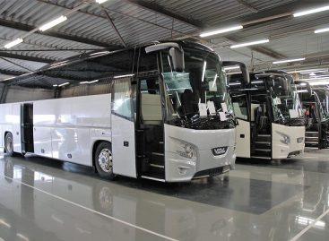 Pas VDL autobusų gamintojus