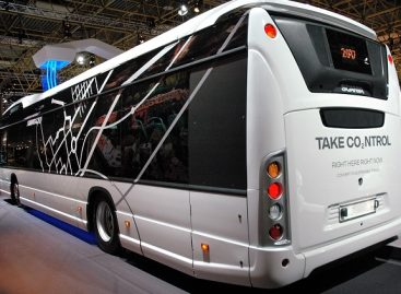 "Trylika ""Scania Citywide CNG"" – Grenobliui"