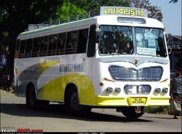Naujas autobusas – retro stiliumi