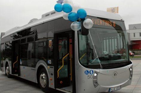 Tolimojo susisiekimo maršrutų autobusų eismas vasario 16 d. ir gretimomis dienomis