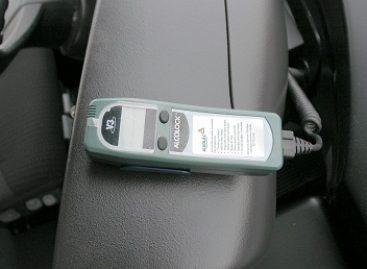 Įteisinti antialkoholiniai variklio užraktai padės keisti vairuotojų įpročius