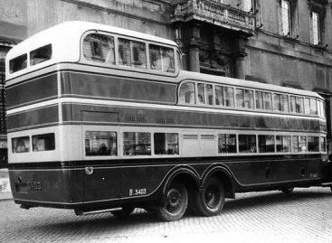 """""""Autoalveare"""" – triaukščiai autobusai iš Italijos"""