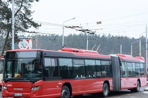 Gegužės 26-27 d. T. Narbuto gatvėje – laikini viešojo transporto eismo organizavimo pakeitimai