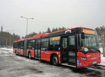 Nuo balandžio pradžios – viešojo transporto maršrutų pokyčiai ir naujų autobusų banga