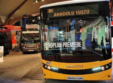 """Tarptautinis """"Anadolu Isuzu"""" pripažinimas"""