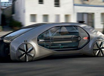 """""""Renault"""" siūlo neįprastą viešojo transporto rūšį"""