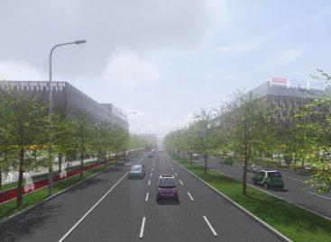 Kaip atrodys nauja Šiaurinė gatvė sostinėje?